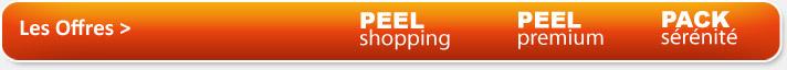 tableau comparatif ecommerce PEEL